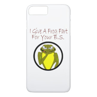 Frog Fart iPhone Case