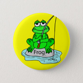 FROG FISHING BUTTON