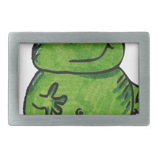 Frog Frog Belt Buckles