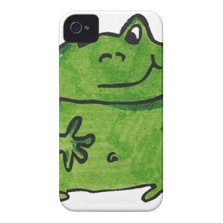 Frog Frog Case-Mate iPhone 4 Case
