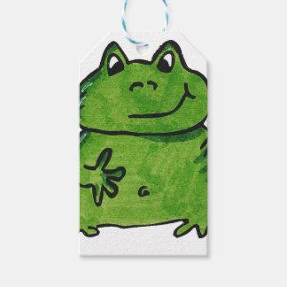 Frog Frog Gift Tags