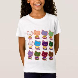 FROG FROGGY PATTERN T-Shirt