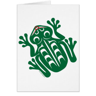 Frog Greeting Cards