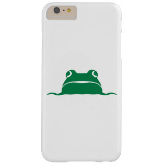 Frog head barely there iPhone 6 plus case