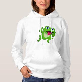 Frog Hoodie