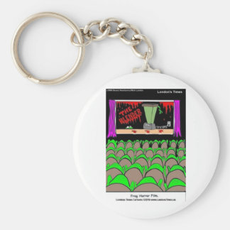 Frog Horror Film Funny Tees Mugs Cards More Keychains