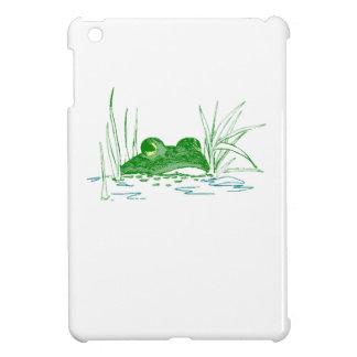 Frog In Water iPad Mini Cover