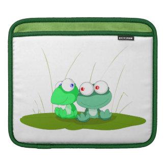Frog iPad Sleeves