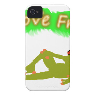 Frog iPhone 4 Case-Mate Case