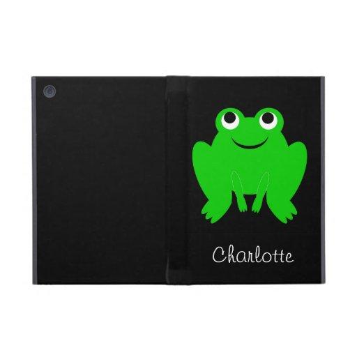 Frog Just Add Name iPad Mini Cover