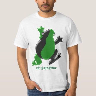 Frog Just Add Name T-shirt