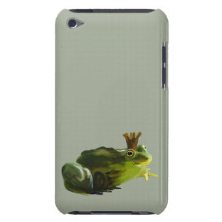 Frog king iPod touch case
