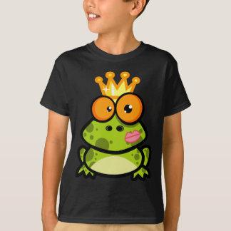 Frog king shirt