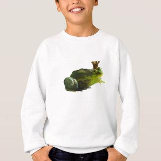 Frog king sweatshirt