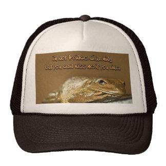 Frog Kiss Cap
