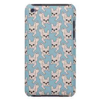 Frog Leg Cream French Bulldog Case-Mate iPod Touch Case