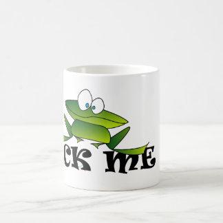 Frog Lick Me Coffee Mug