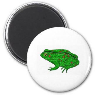 Frog Refrigerator Magnets