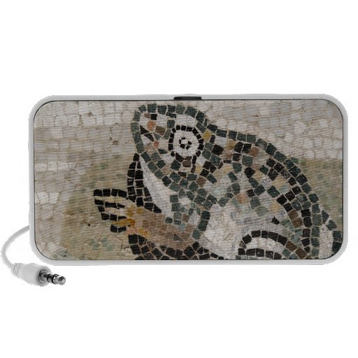 Frog, Nile mosaic, from the House of the Faun Notebook Speakers