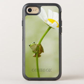 Frog On A Daisy OtterBox Symmetry iPhone 8/7 Case
