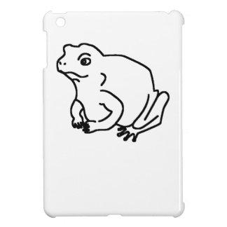 Frog Outline iPad Mini Cases