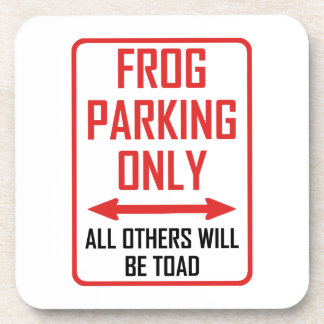 Frog Parking All Others Toad Coaster
