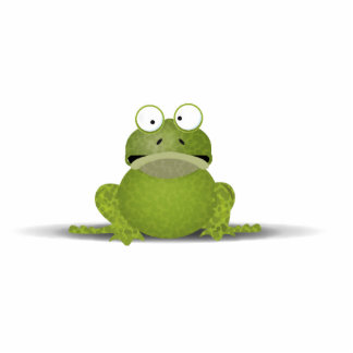 Frog Photo Cut Outs