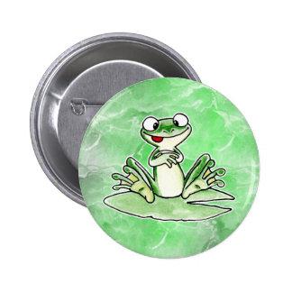 Frog Pins