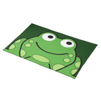 Frog Place Mats