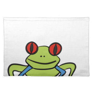 Frog Placemat