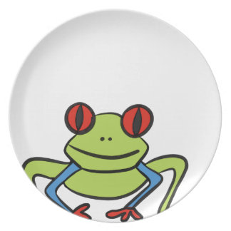 Frog Plate
