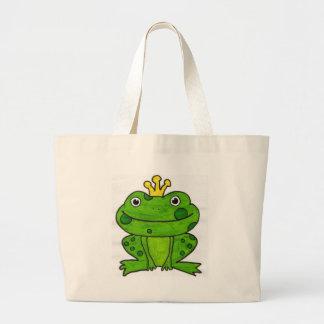 Frog Prince Bag