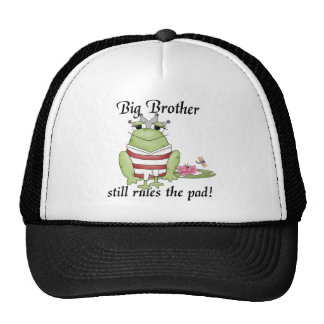 Frog Prince Big Brother Tshirts and Gifts Cap