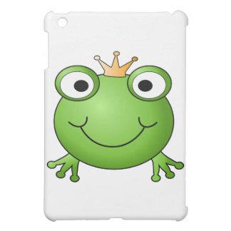 Frog Prince. Happy Frog. iPad Mini Covers