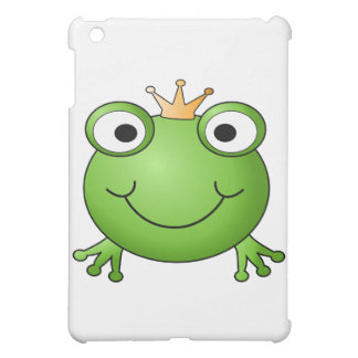 Frog Prince. Happy Frog. iPad Mini Covers