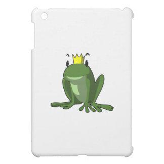 Frog Prince iPad Mini Cover