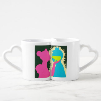 Frog Prince & Princess Mugs