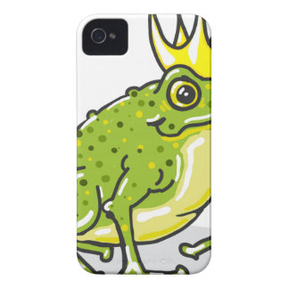 Frog Prince Princess Sketch Case-Mate iPhone 4 Case