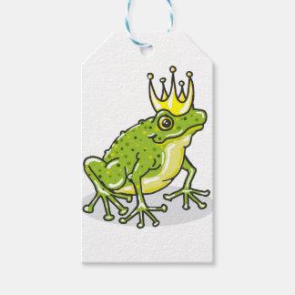 Frog Prince Princess Sketch Gift Tags