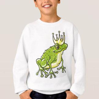Frog Prince Princess Sketch Sweatshirt