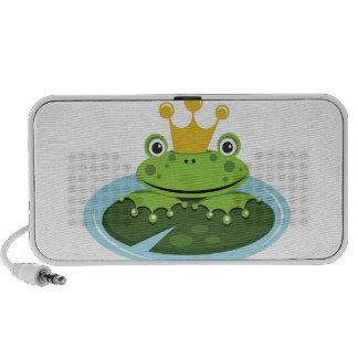 Frog Prince Speaker