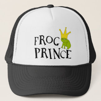 Frog Prince Trucker Hat