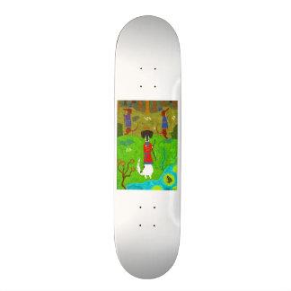 Frog Princess 19.7 Cm Skateboard Deck