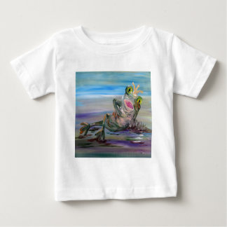 Frog Princess Baby T-Shirt