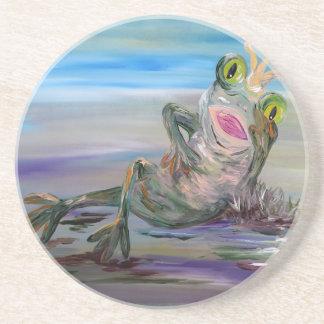 Frog Princess Coaster