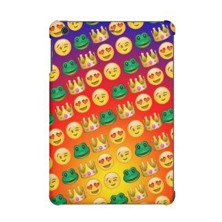 Frog & Princess Emojis Pattern
