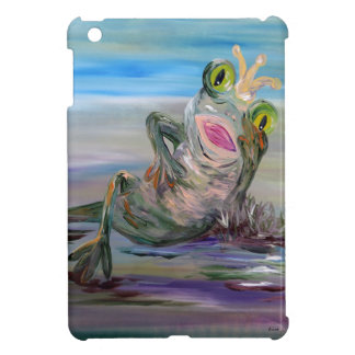 Frog Princess iPad Mini Case