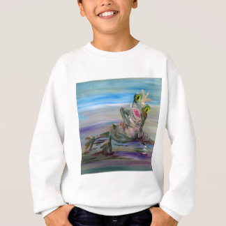 Frog Princess Sweatshirt
