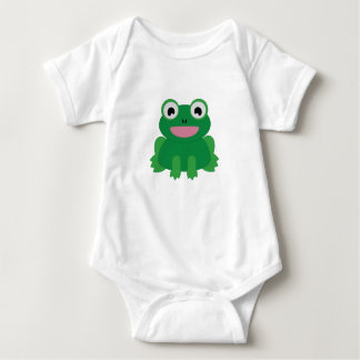 Frog - Rainforest Baby Baby Bodysuit