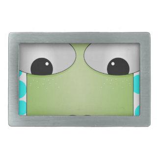 Frog Rectangular Belt Buckles